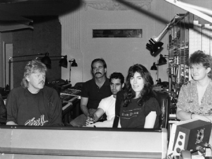 Tangerine Dream 1984 – 1988