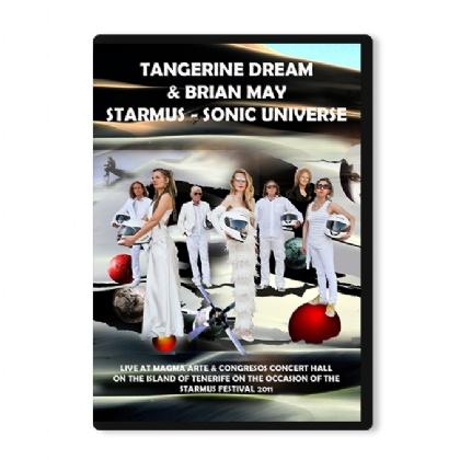Starmus - Sonic Universe. TD & Brian May