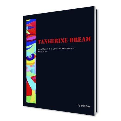 Tangerine Dream - Itinerary: The Concert Memorabilia 1970-2014