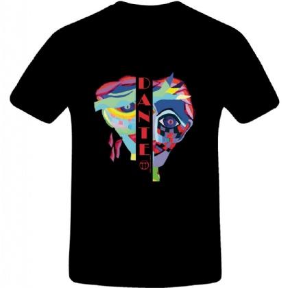 Dante's Sunrise Shirt