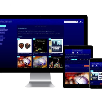 Our new eastgate music shop is online ...