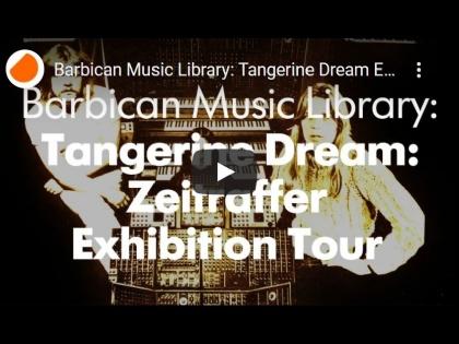 Tangerine Dream: Zeitraffer on YouTube